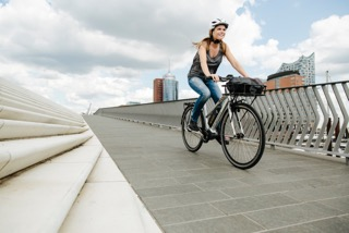 Bergamont electric bike, free test rides Chester eRoads ebike shop