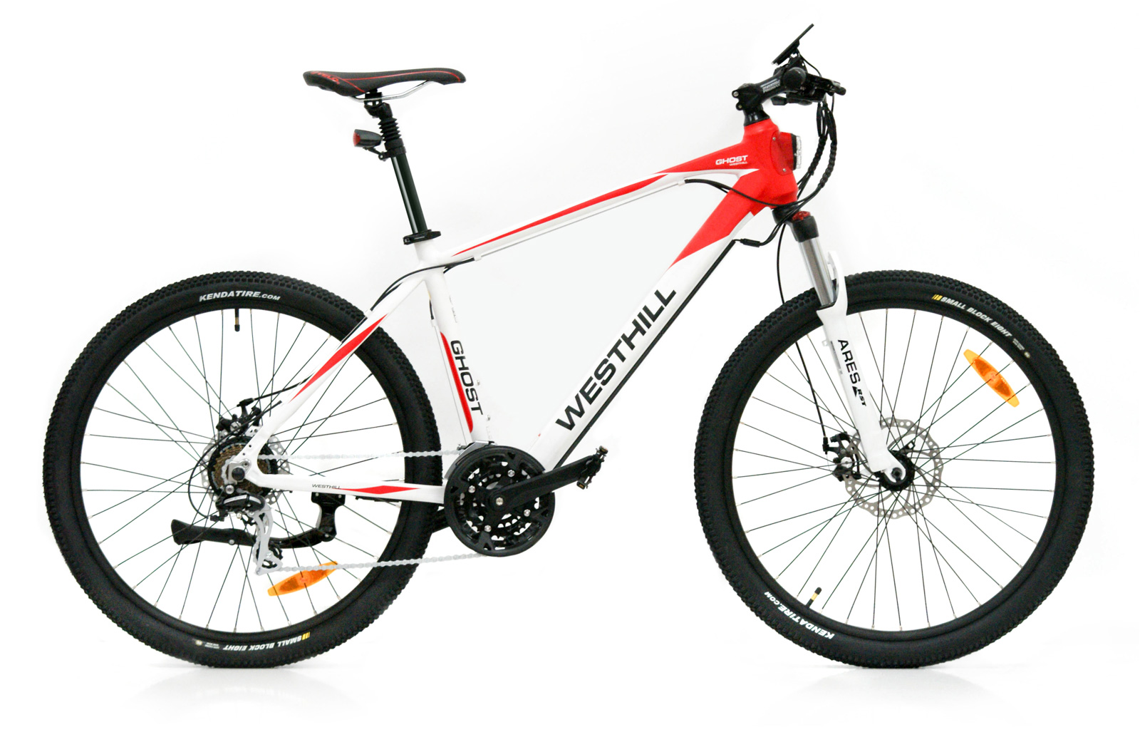 Ghost Westhill ebike